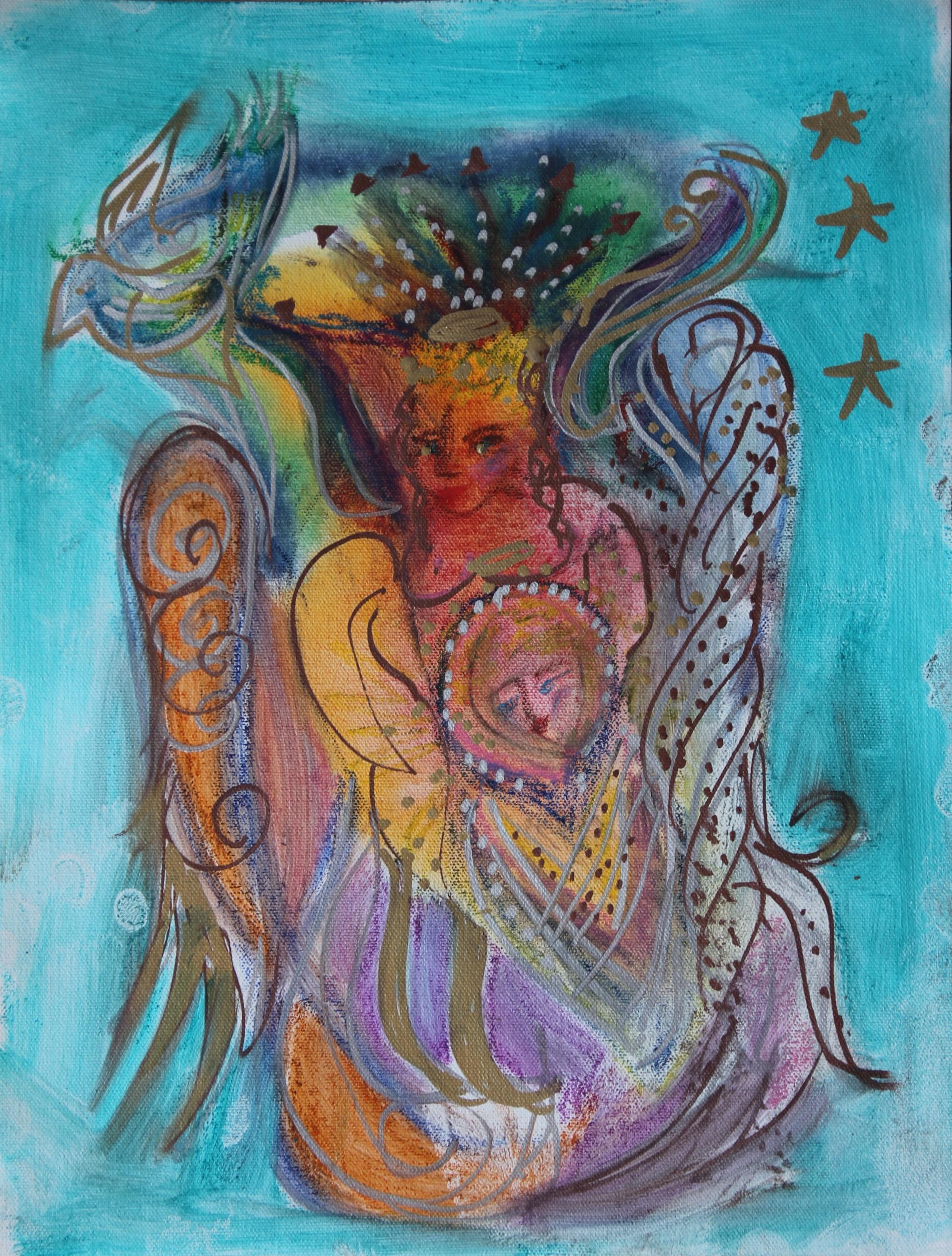 THE ANGEL OF NURSES