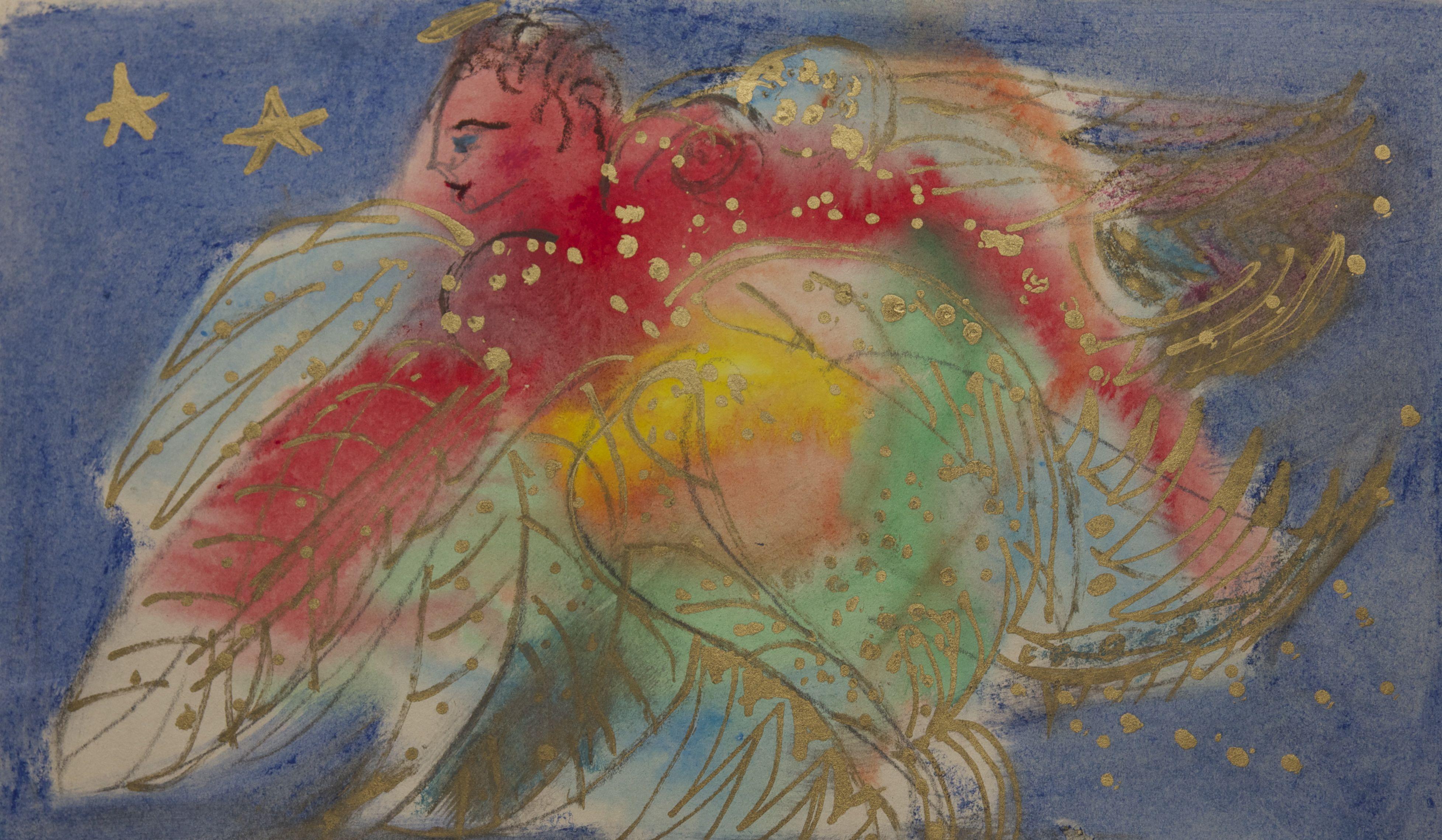 ANGEL OF PURPOSEFUL INTENT