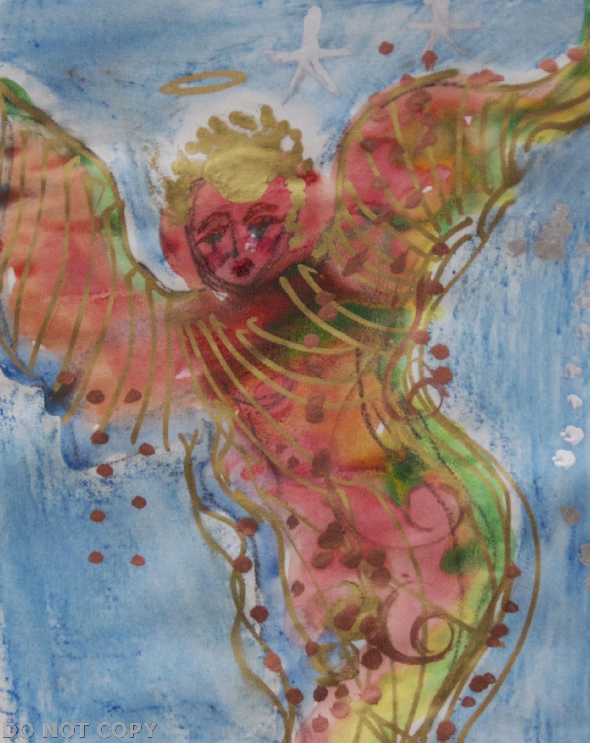 ANGEL OF FAIRY GODMOTHERS