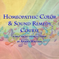 Color and Sound Course Cover screen LEM
