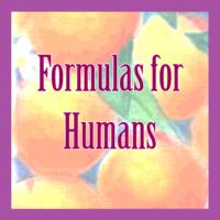 Human Formulas
