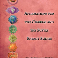 Affirmations for the Energy Bodies Cover